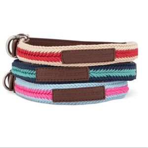 NWT Recycled Dog Collar M
